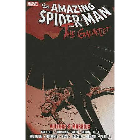Spider-Man: The Gauntlet, Vol. 3 - Vulture & Morbius, Weisman, Greg, Van Lente, Fred, Waid, Mark, Kelly, Joe - Spiderman Vans