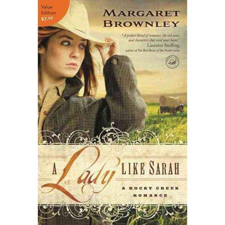 A Lady Like Sarah by