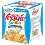 Sensible Portions Sea Salt Garden Veggie Straws Vegetable And Potato Snack 16 Oz