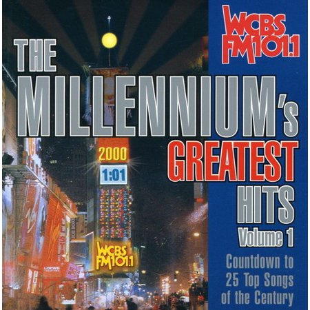 Top Golden Oldies (Millennium Gold 1: WCBS / Various)