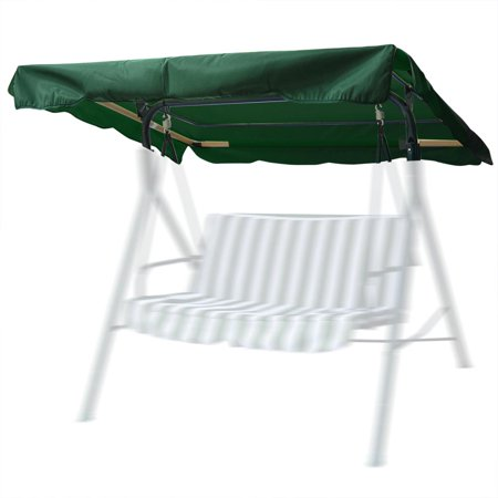 swing canopy replacement porch top cover for patio yard seat furniture
