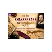 The BBC Shakespeare 400th Anniversary Gift Set by WARNER HOME VIDEO