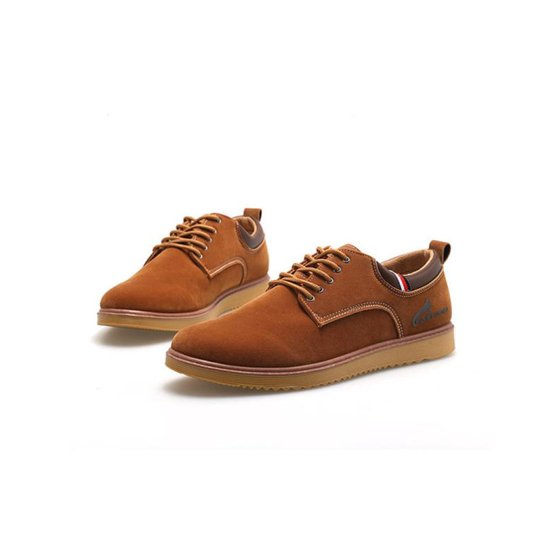 44ef72725475 Meigar - Meigar Winter Men s Oxfords Leather Shoes Dress Shoes Casual  Sneakers - Walmart.com