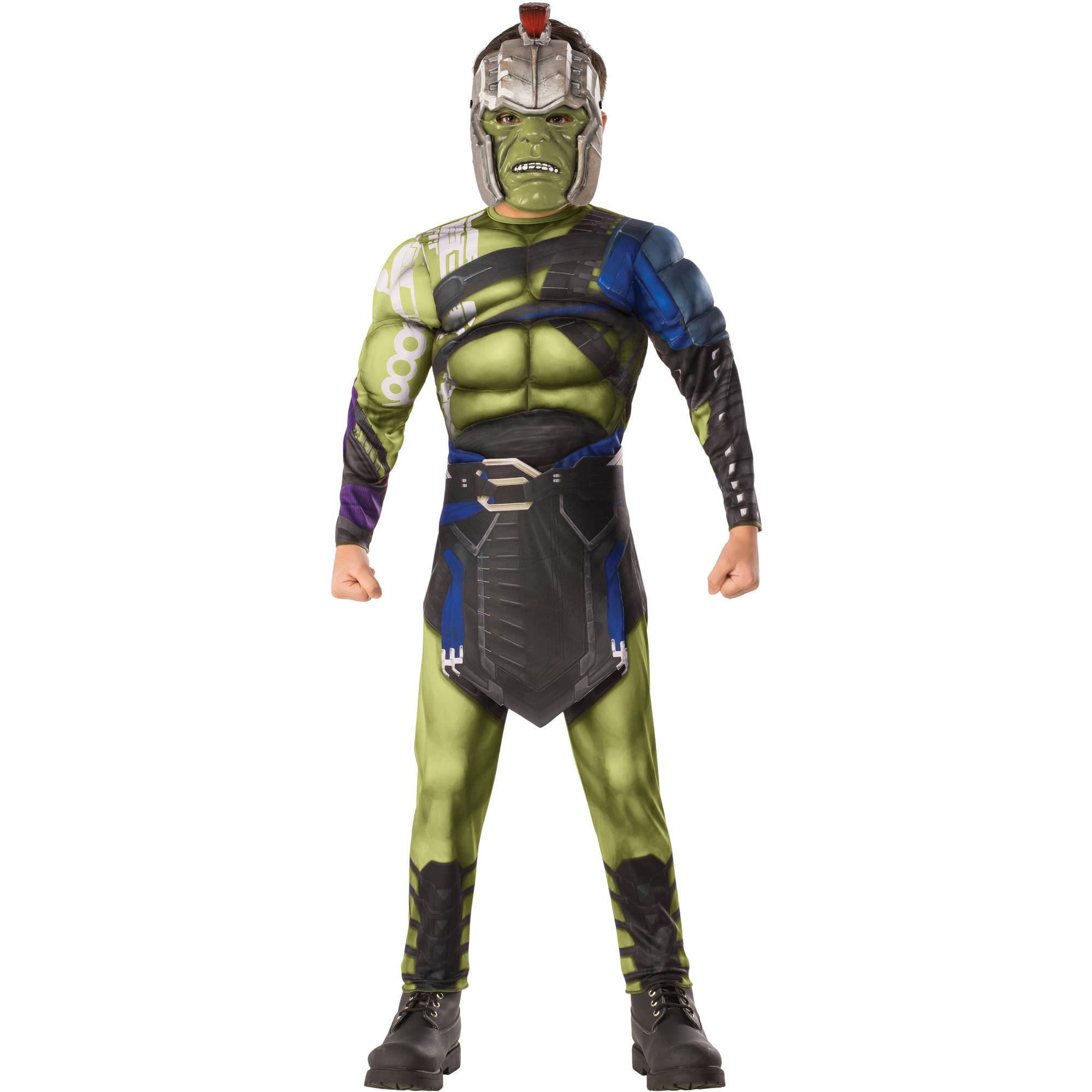 Thor: Ragnarok Hulk Child's Costume, Small (4-6)