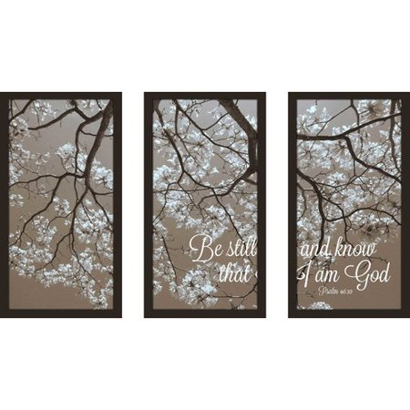 Winston Porter 'Be Still' Photographic Print Multi-Piece Image - Funny Halloween Pics And Quotes