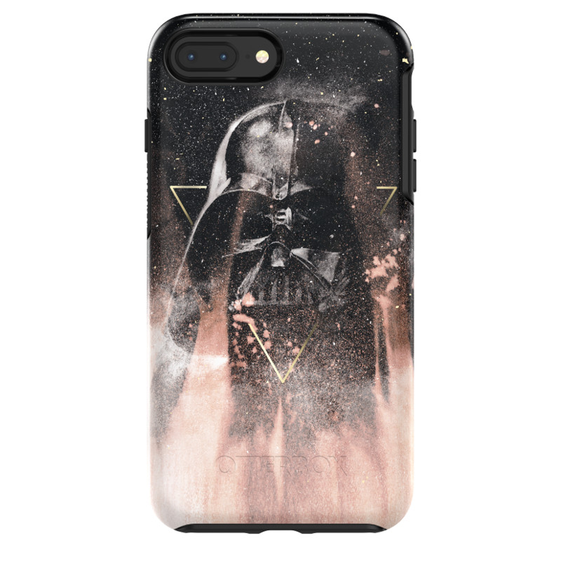the best attitude 528d0 795cf Otterbox Symmetry Series Star Wars for iPhone 8 Plus & iPhone 7 Plus ...
