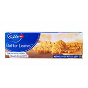 Butter Leaves (Bahlsen) 125g (4.4 oz)