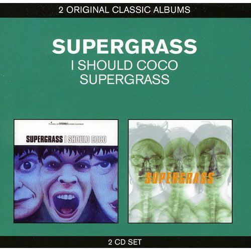 Supergrass - Classic Albums-I Should Coco/Supergrass [CD]