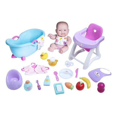JC Toys Lots to Love Babies 10