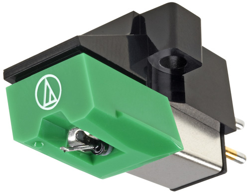 Audio Technica AT95E Dual Magnet Phonograph Cartridge by Audio Technica