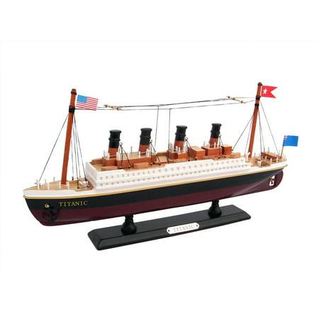 Model Gift (RMS Titanic 14