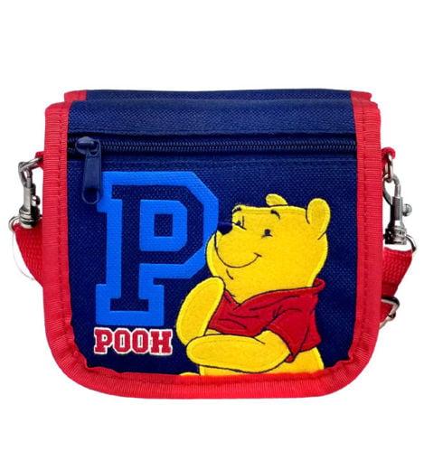 Pooh Bear Tigger kids boys girls children Wallet coin Purse tri-fold new