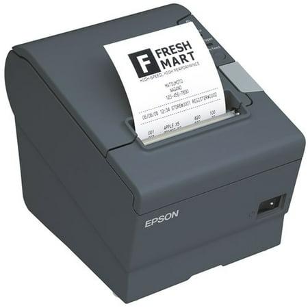 Epson - C31CA85834 - Epson TM-T88V Direct Thermal Printer - Monochrome - Desktop - Receipt Print - 3.15 Print Width -