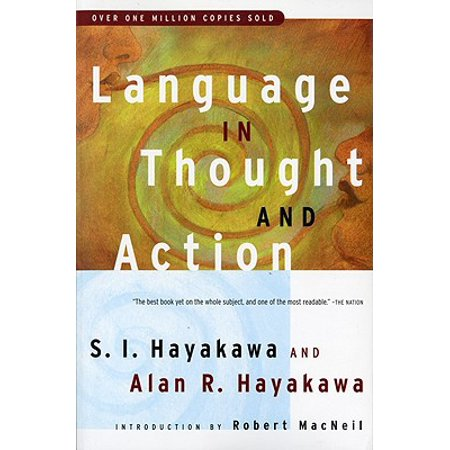 Listed Languages - Language in Thought and Action : Fifth Edition