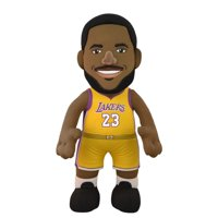 "Bleacher Creatures NBA Los Angeles Lakers LeBron James 10"" Plush Figure"