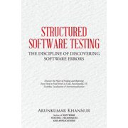 Structured Software Testing - eBook
