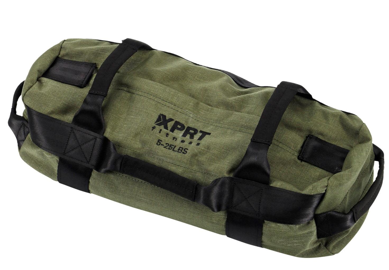 Xprt Fitness Army Green Workout Sandbag