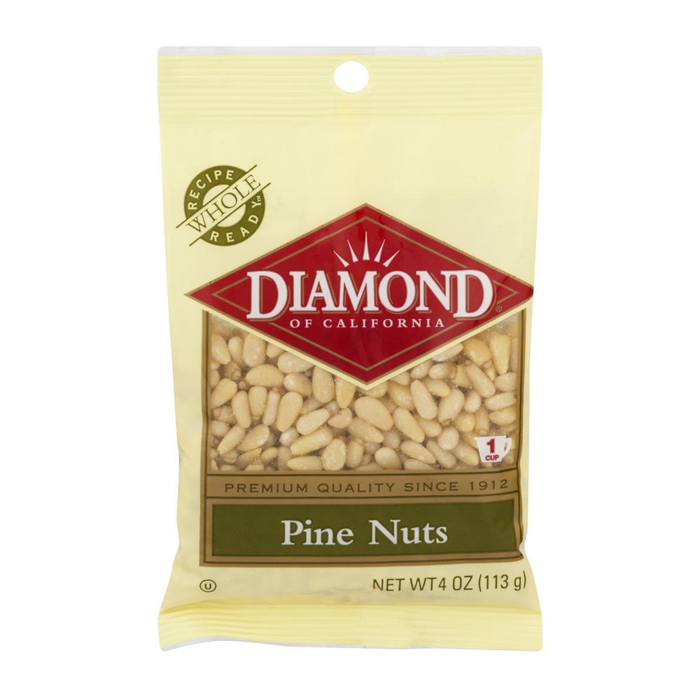 Diamond of California Pine Nuts, 4 oz by Diamond Foods, Inc.