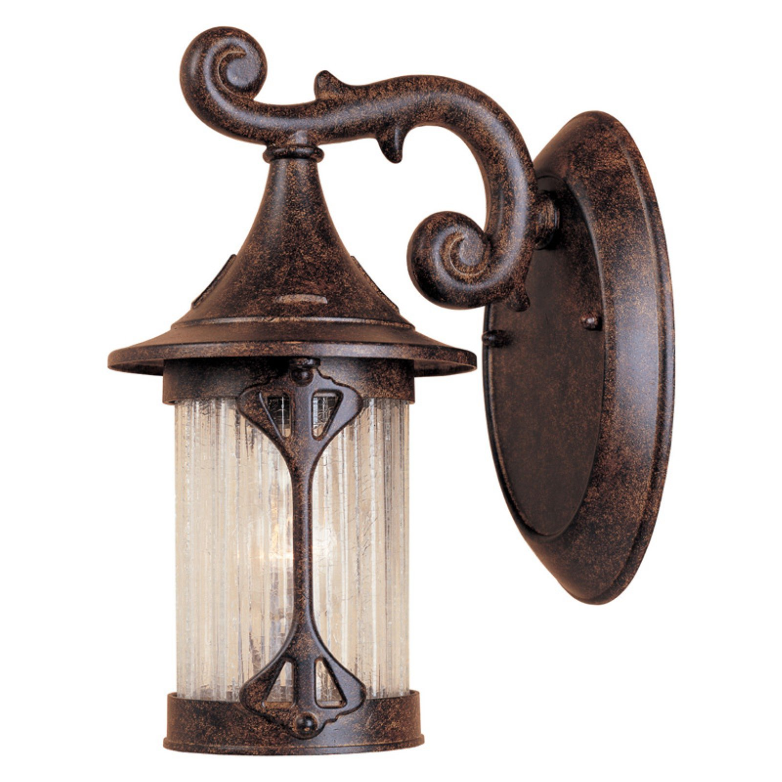 Designers Fountain Outdoor 20901-CHN Canyon Lake Wall Lantern