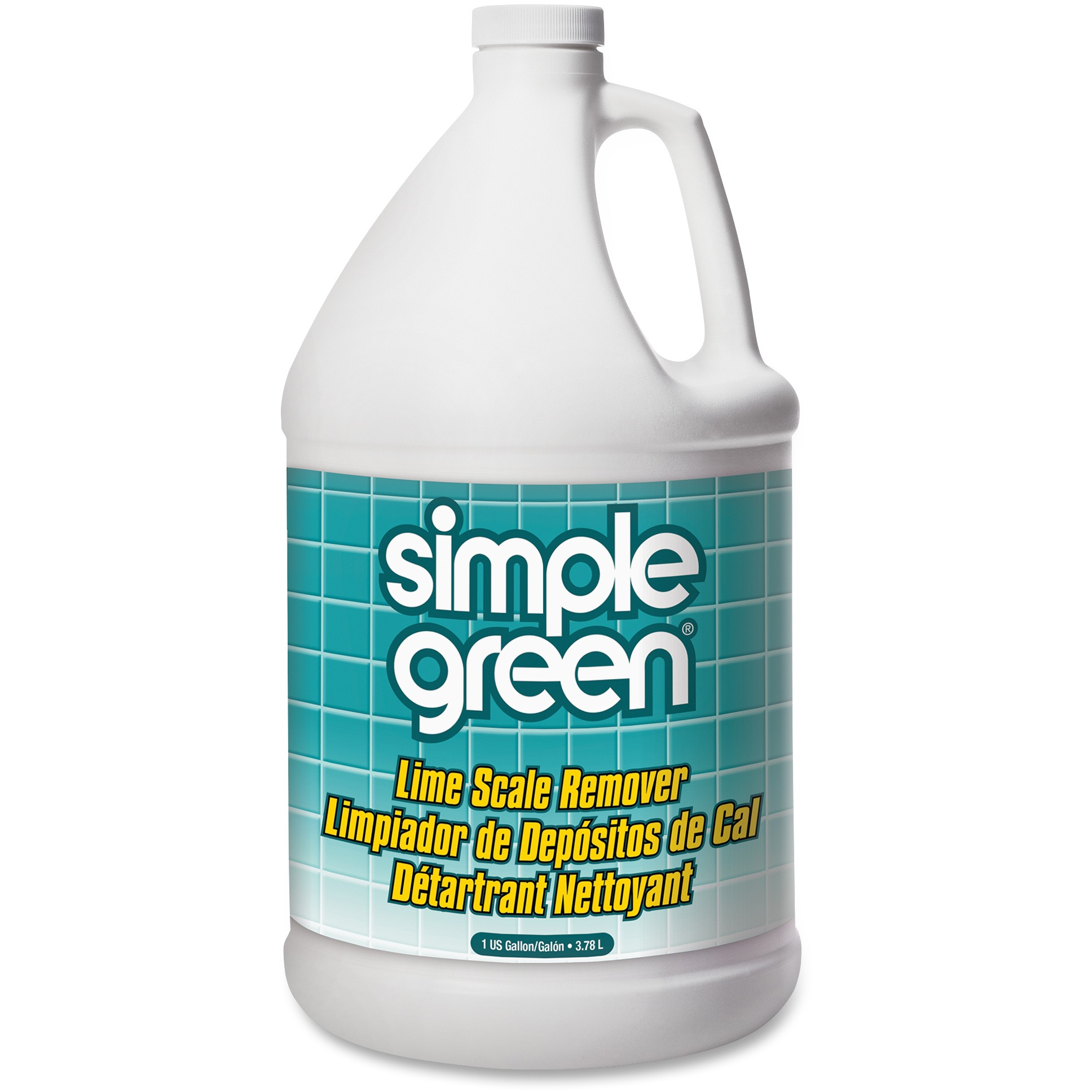 Simple Green, SMP50128, Lime Scale Remover, 1 Each, White