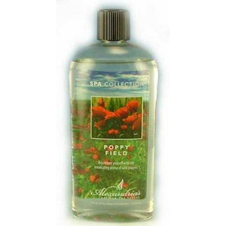 Alexandria Fragrance Lamp Oil Refills - 16oz - POPPY - Poppy Field Gift