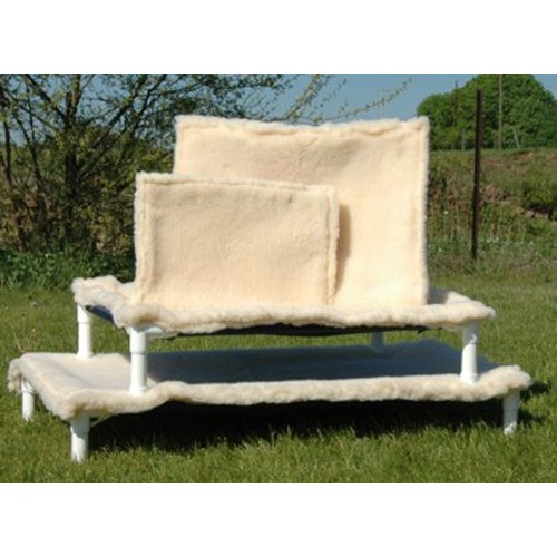 Fleece Cover All for 24x36 Pipe Dream Bed, 24x36 Fleece C...