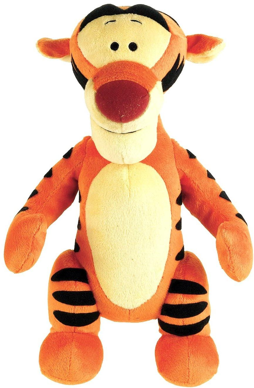 "Winnie The Pooh Classic Edition Tigger Posable 10"" Plush With Sound by Fisher-Price"