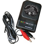 Wildgame Innovations Battery Charger with Adjustable 6V/12V Switch