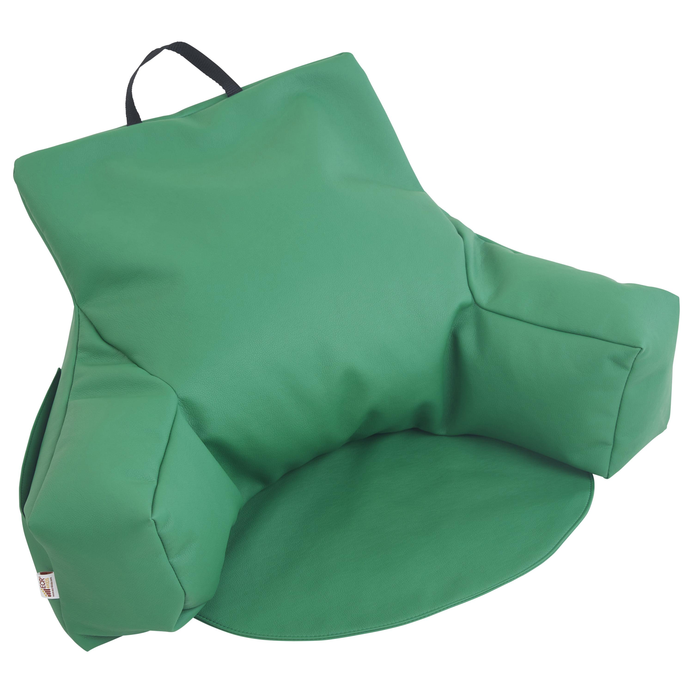 Ecr4kids Softzone 174 Relax N Read Bean Bag Back Pillow Chair