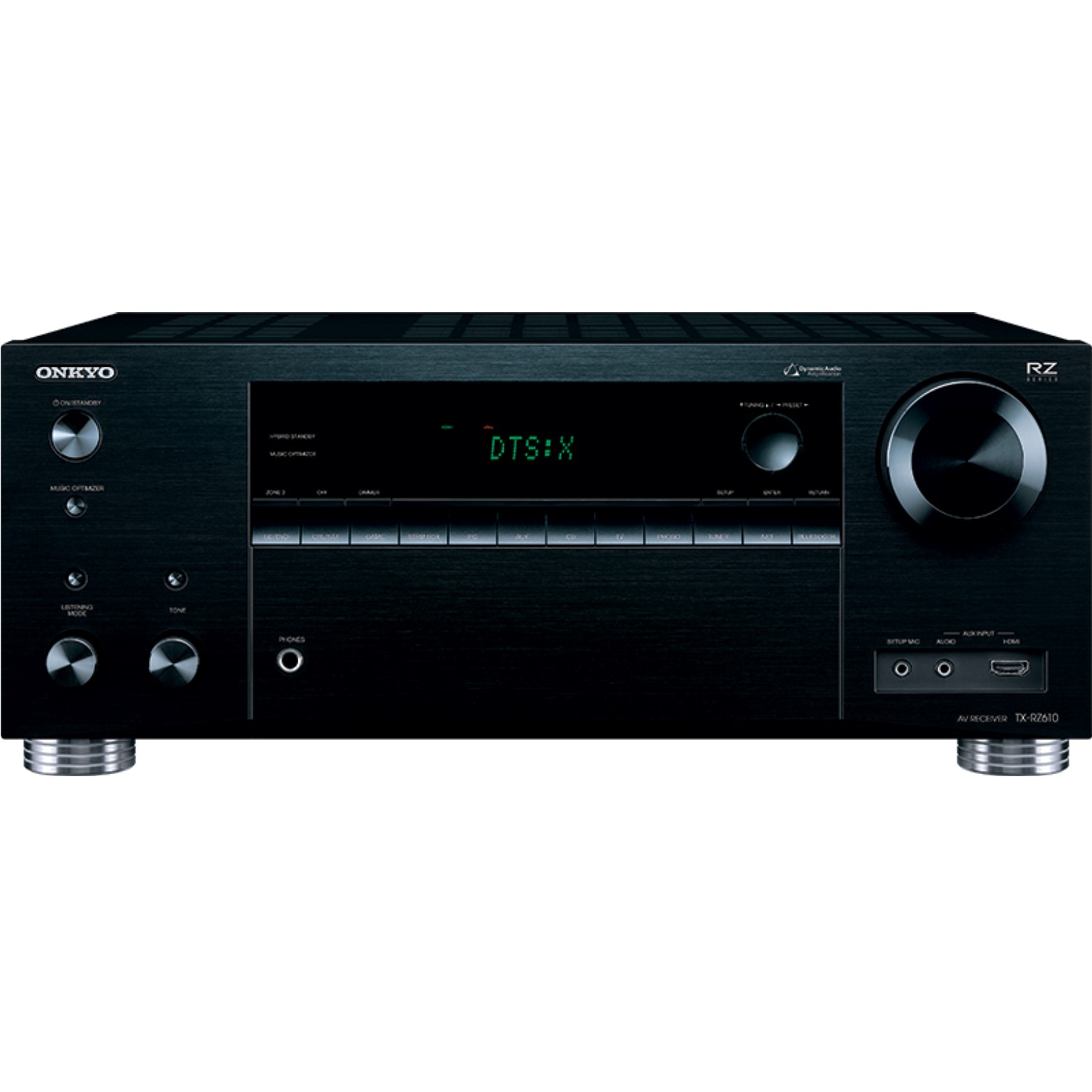 Onkyo TX-RZ610 7.2 Channel Network A V Receiver by Onkyo
