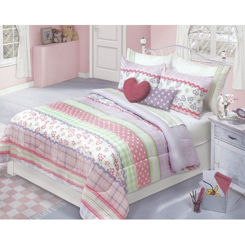 Zoomie Kids Douglas 3 Piece Full/Queen Comforter Set