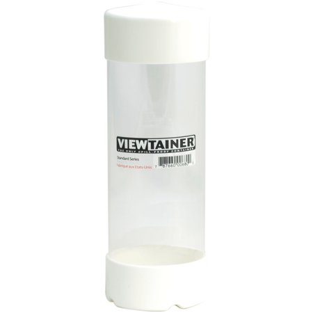 """Viewtainer Slit Top Storage Container 2.75""""X8""""-White - image 1 of 1"""