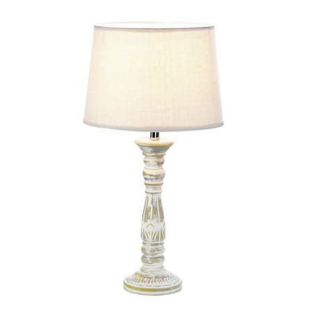 Table Lamps, Antique Finished Bedroom Living Room Small Desk Lamp, Ceramic