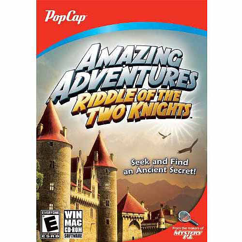 Amazing Adventures Riddle of the Two Knights (PC) (Digital Code)