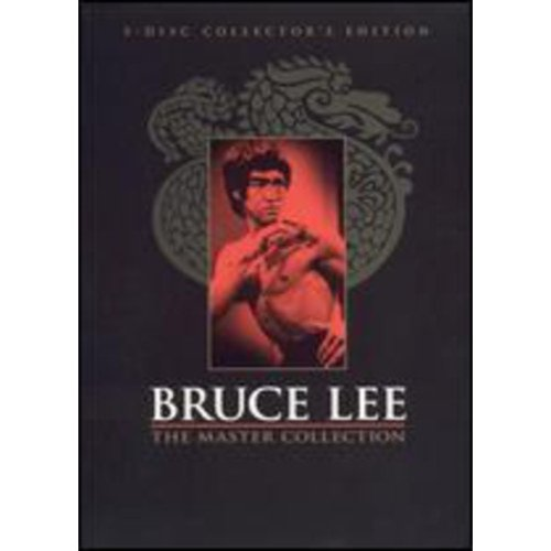 Bruce Lee The Master Collection (Fists of Fury   The Chinese Connection   Return of the Dragon   Game of Death... by