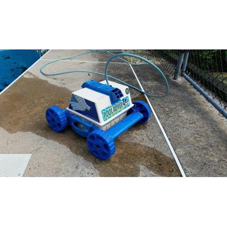 Aqua APRV Aquabot Pool Rover Hybrid Pool Cleaner (Aqua Ez Automatic Pool Vacuum Cleaner Reviews)
