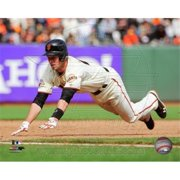 Photofile PFSAAPX11401 Buster Posey 2013 Action Sports Photo - 10 x 8