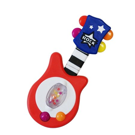 Rock Star Guitar Musical Toy By Sassy
