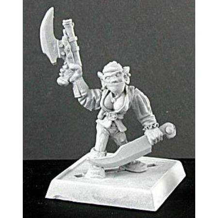 Female Hermes (Skralla the Black Female Goblin Hero)