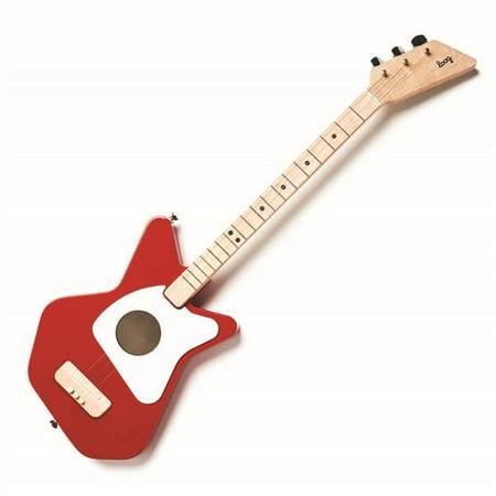 loog guitars 239033 pro acoustic guitar red. Black Bedroom Furniture Sets. Home Design Ideas