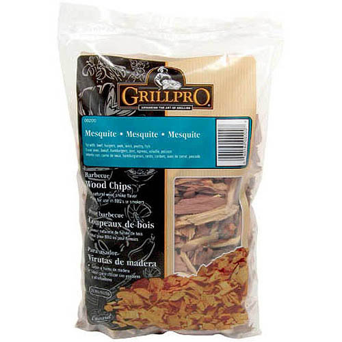 Onward Grill Pro 00220 2 Lb Hickory BBQ Flavored Wood Chips
