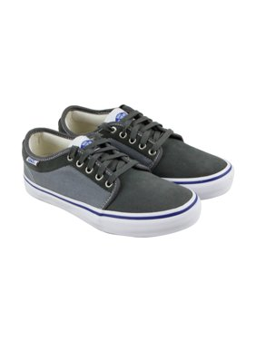 73ae6ed00f Product Image Vans Chukka Low Pro Mens Gray Suede Lace Up Sneakers Shoes