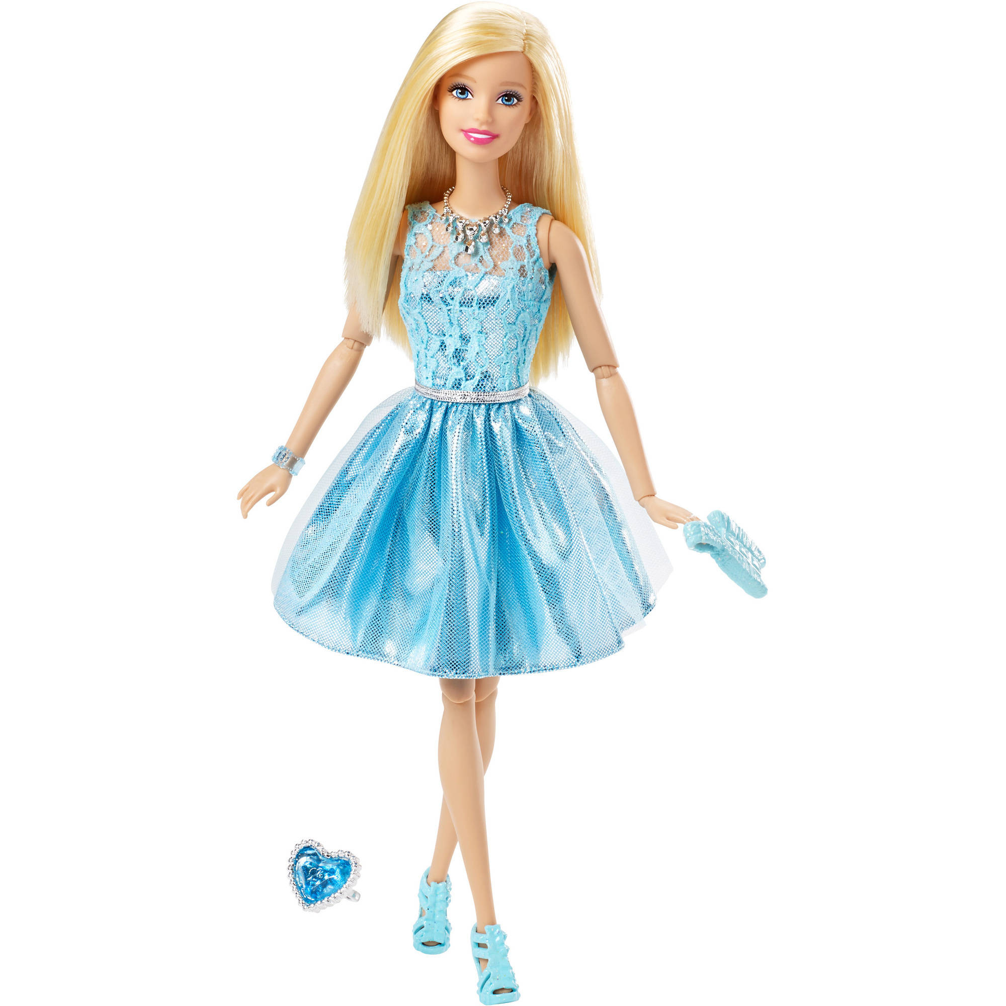 Barbie Birthstone Collectible Doll, March