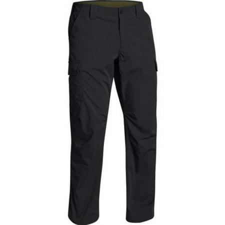UNDER ARMOUR UA Tactical Patrol Pants - Black - Size 32 x