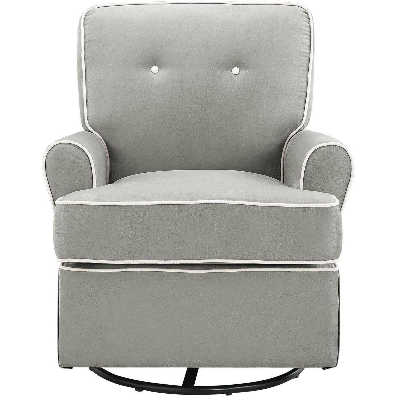 Merveilleux Baby Relax Tinsley Swivel Glider Beige   Walmart.com