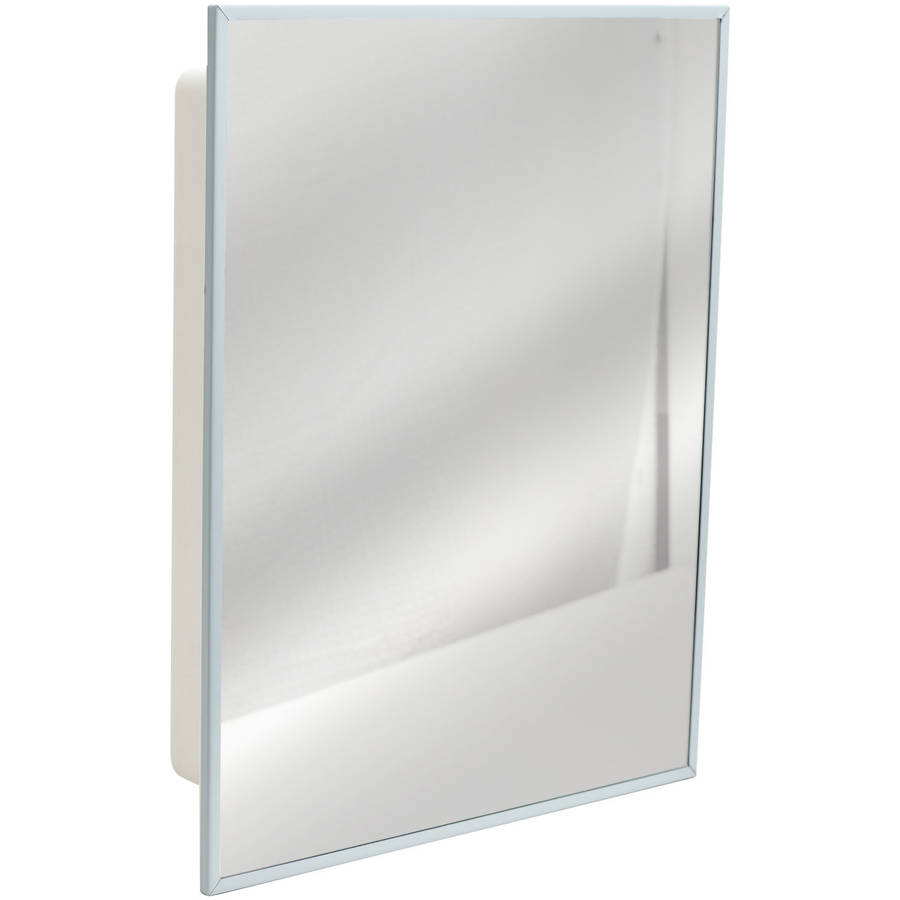 "Zenith X4311 16.13"" x 20.13"" x 4"" Products Swing Door Medicine Cabinet by Zenith Products"
