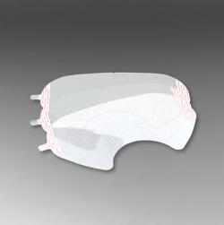 3M COMPANY FACE SHIELD COVER (BAG 0F 25) Face Shield Assembly