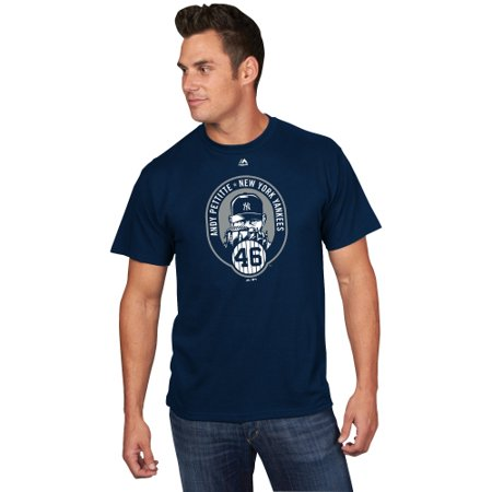 Andy Pettitte New York Yankees Majestic Retirement Day T-Shirt - Navy -  Walmart.com 2ae2002a989