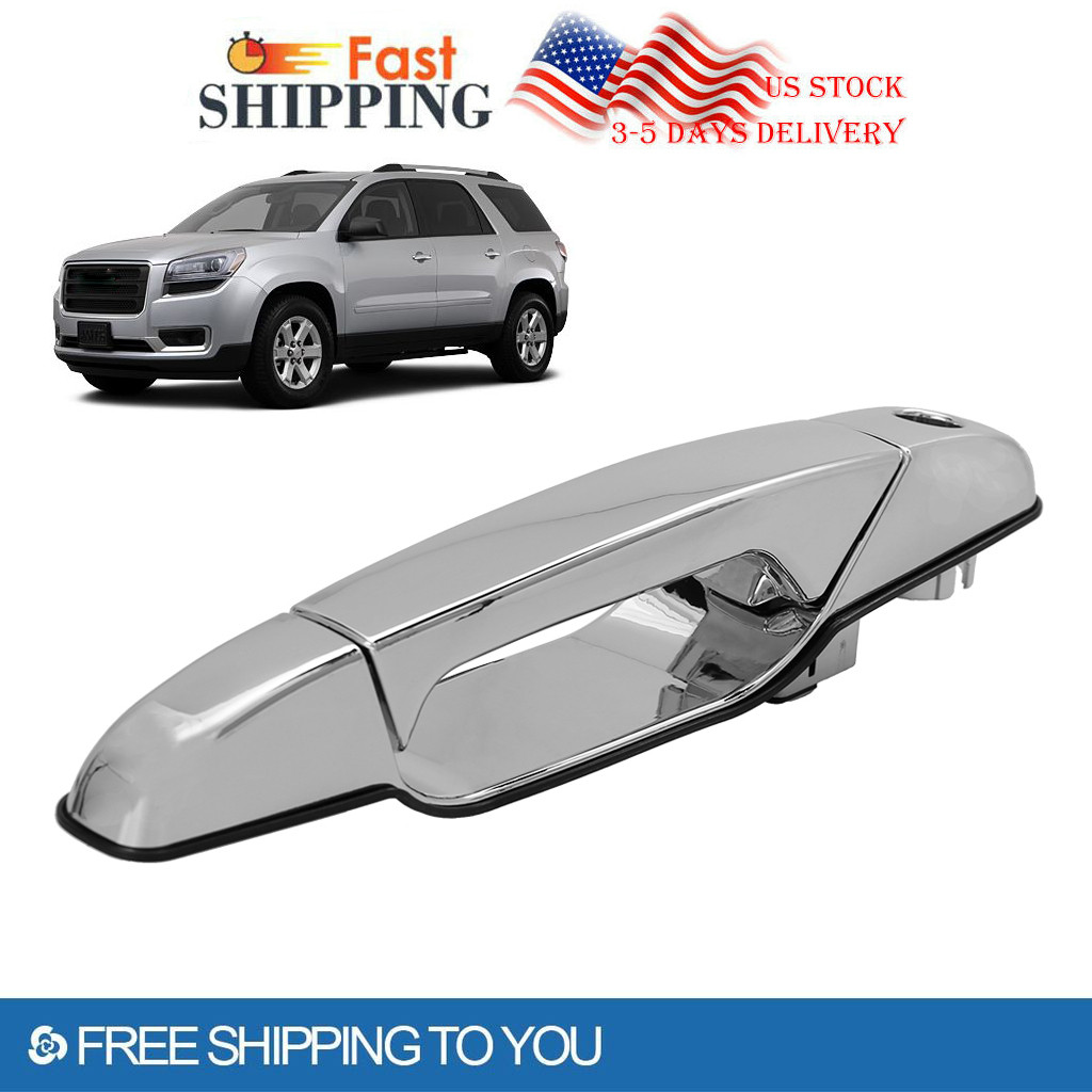 Front Outer Door Handle Driver Left Side for 07-13 Chevy Silverado Escalade 1