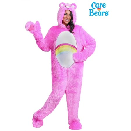 Yellow Care Bear Costume (Care Bears Adult Classic Cheer Bear)